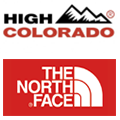 The North Face & High Colorado Marken Shop Sport Reichwein