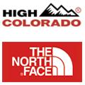 The North Face & High Colorado Marken Shop Sport Reichwein