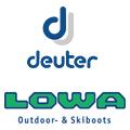 Deuter & Lowa Marken Shop Sport Reichwein